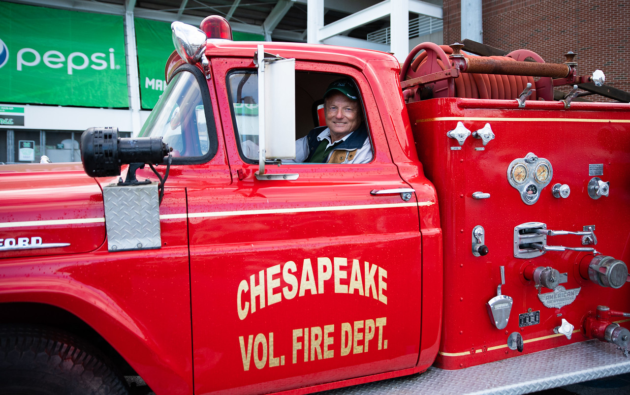 Preserving the Past: A Fire Truck with History